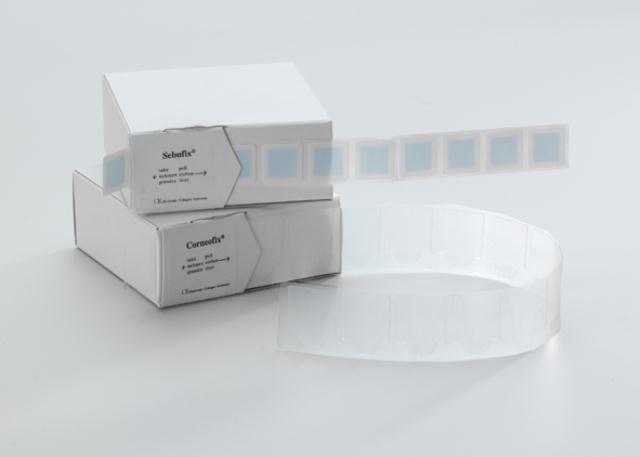 special foils Sebufix® and Corneofix®