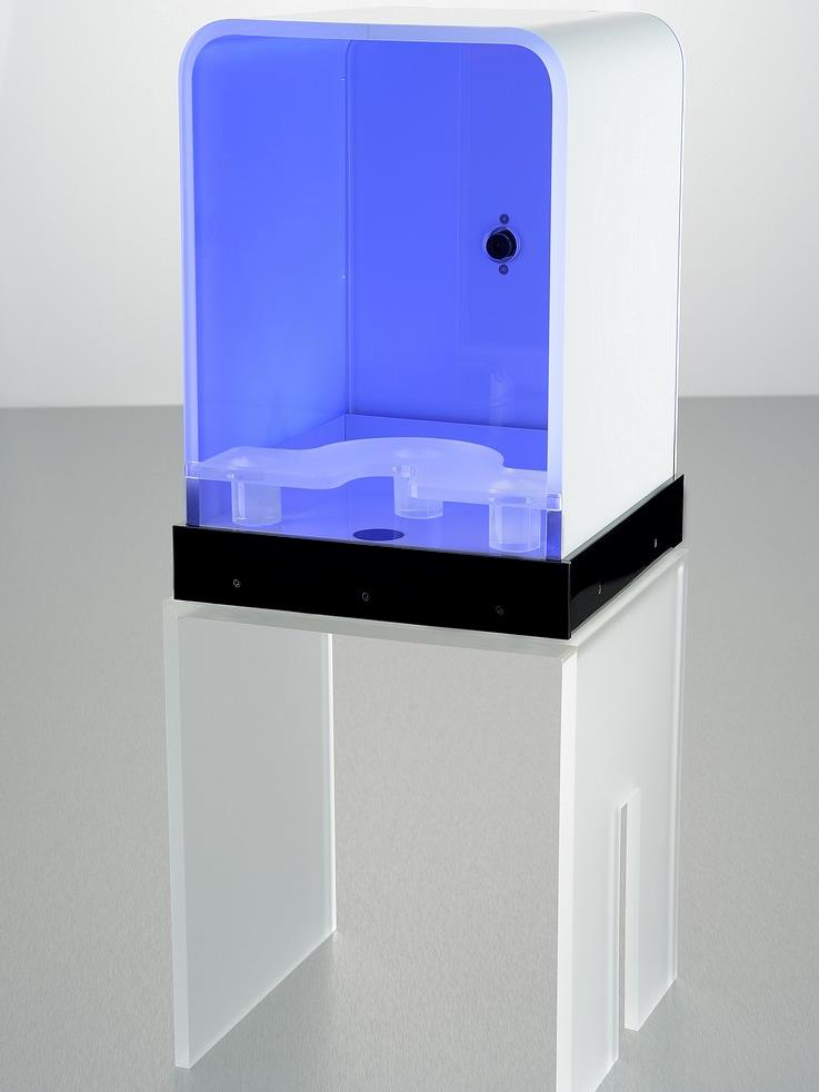 VisioFace® lite with blue stand-by illumination